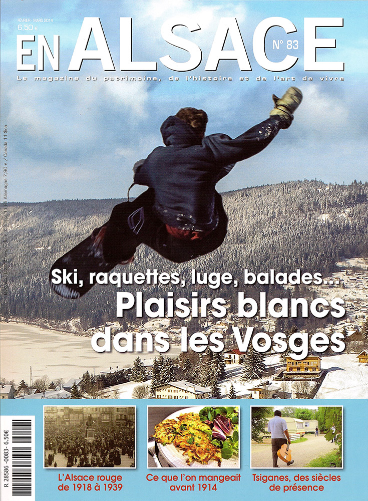 Magazine EN ALSACE n°83